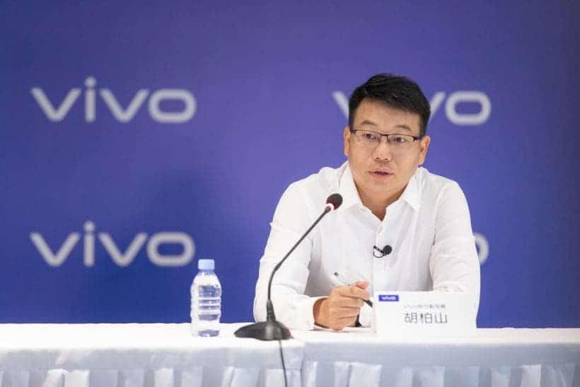 Vivo Tablet Launch Confirmed Hu Baishan