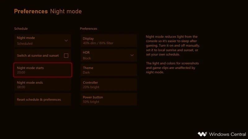 Xbox Night Mode_1