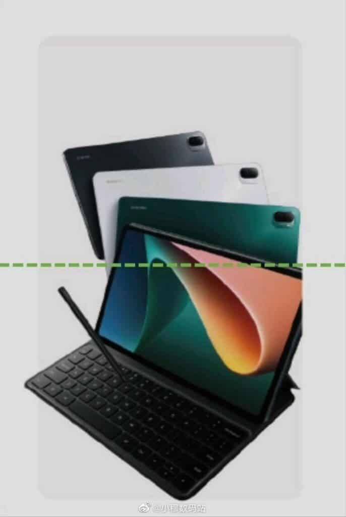 Xiaomi Mi Pad 5 Package
