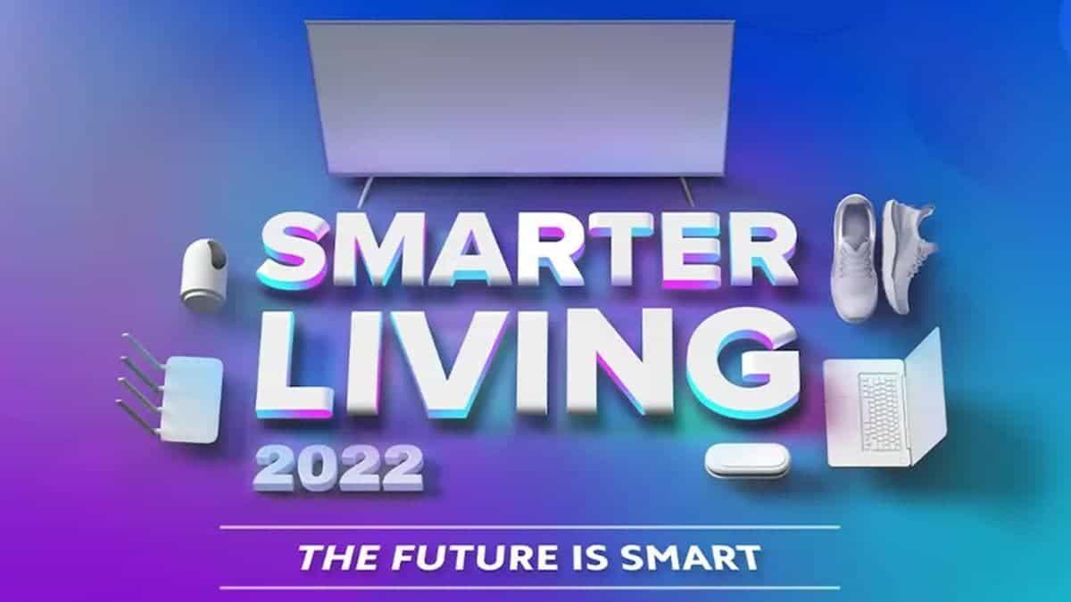 Xiaomi Smarter Living 2022 India