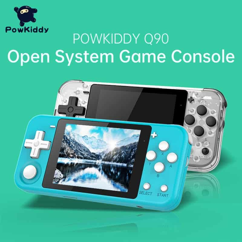 POWKIDDY console