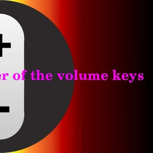 Almighty Volume Keys best free Android apps