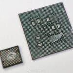 VIVO V1 ISP chip