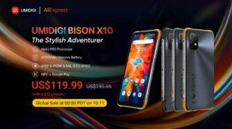 BISON X10