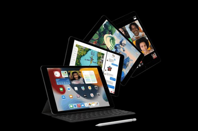 iPad 9 aka 9th-gen iPad