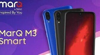 Flipkart MarQ M3 Smart Smartphone Launch in India