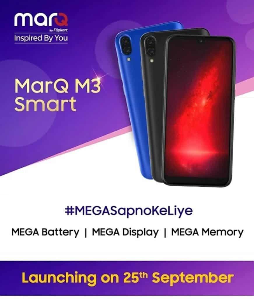 Flipkart MarQ M3 Smart Smartphone Teaser_1
