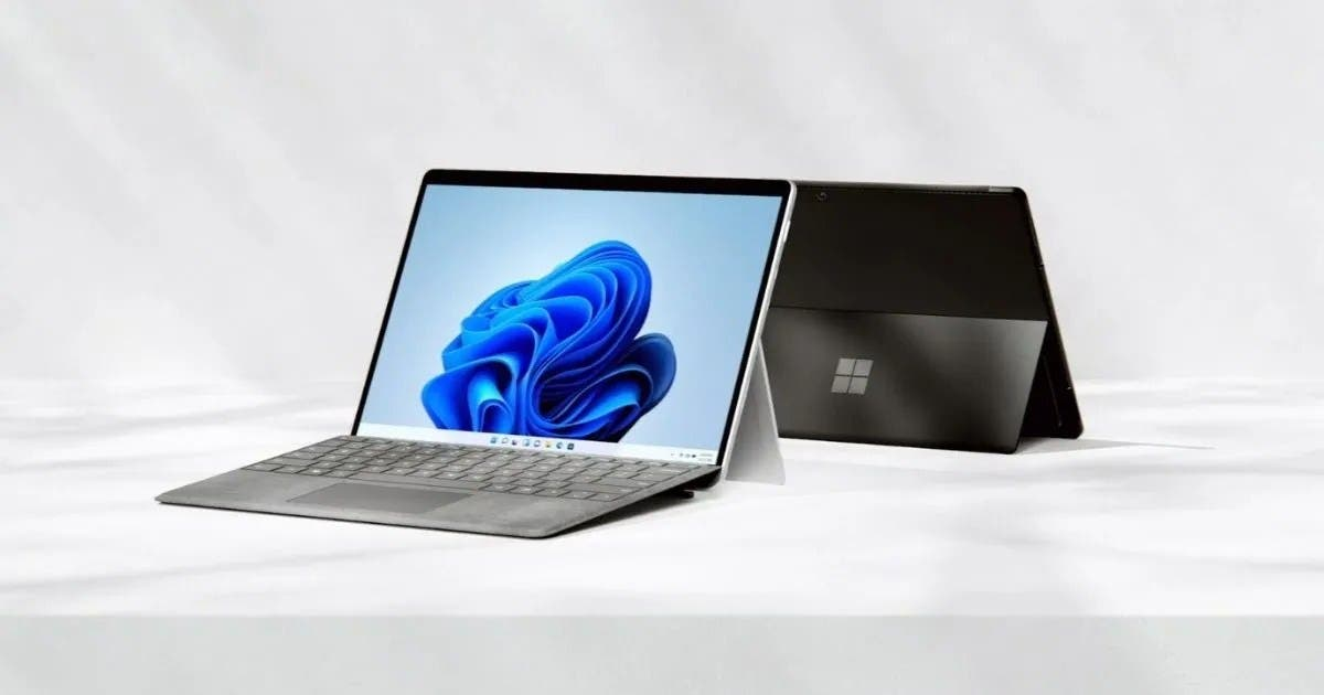 Microsoft Surface Pro 8 Surface Go 3
