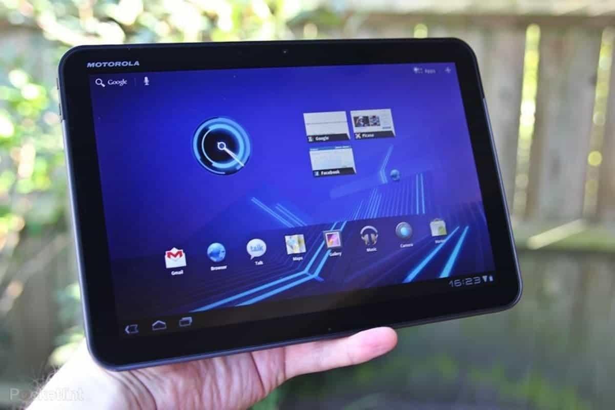 Motorola Tablet India (Moto Xoom)