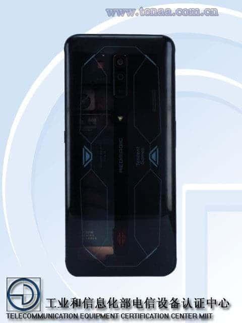 Nubia Red Magic 6S Pro TENAA_1