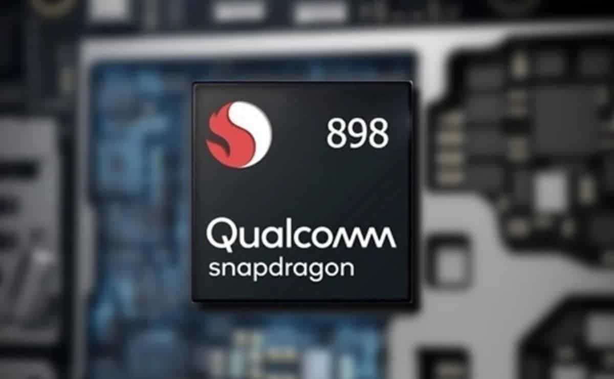 Qualcomm Snapdragon 898 Geekbench