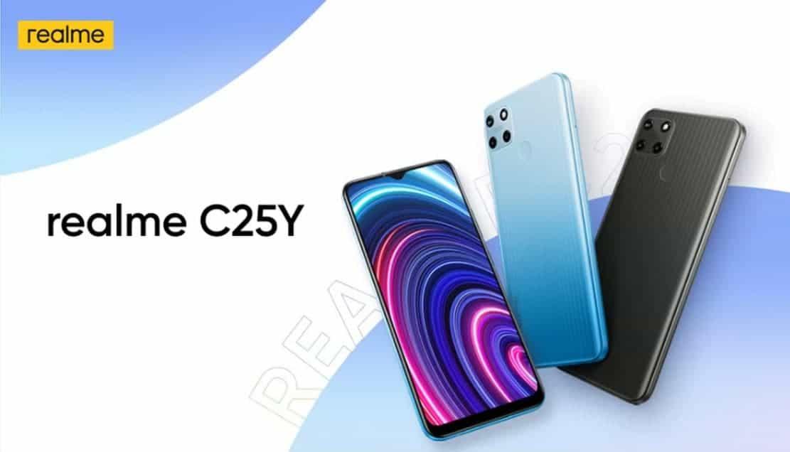 Realme C25Y