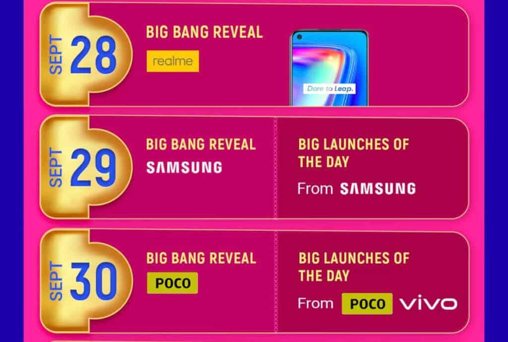 Samsung Galaxy F42 Flipkart Dedicated Microsite