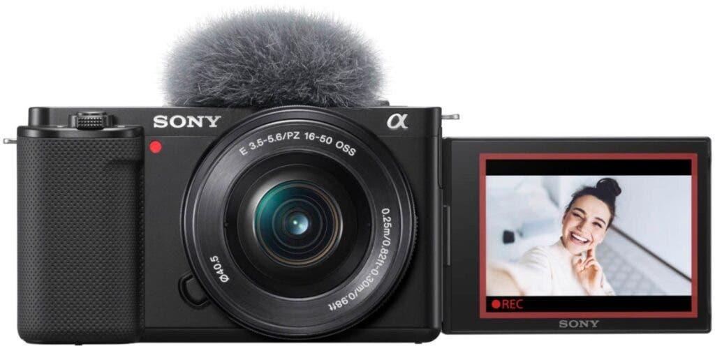 Sony Alpha ZV-E10 Price In India