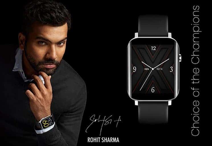 TAGG Verve Ultra Rohit Sharma