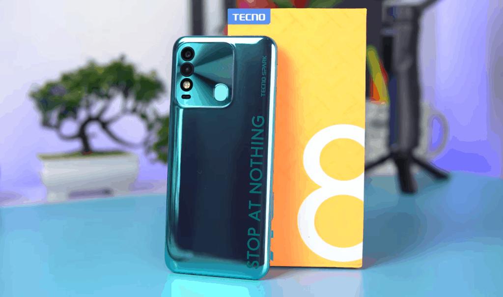 Tecno Spark 8 India launch