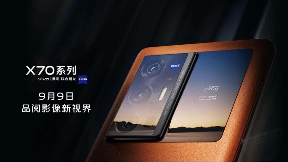Vivo X70 Pro Design Renders Leaked