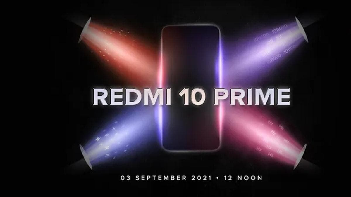 Xiaomi Redmi 10 Prime 6,000mAh battery