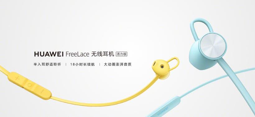 HUAWEI FreeLace Wireless Headset Vitality Edition