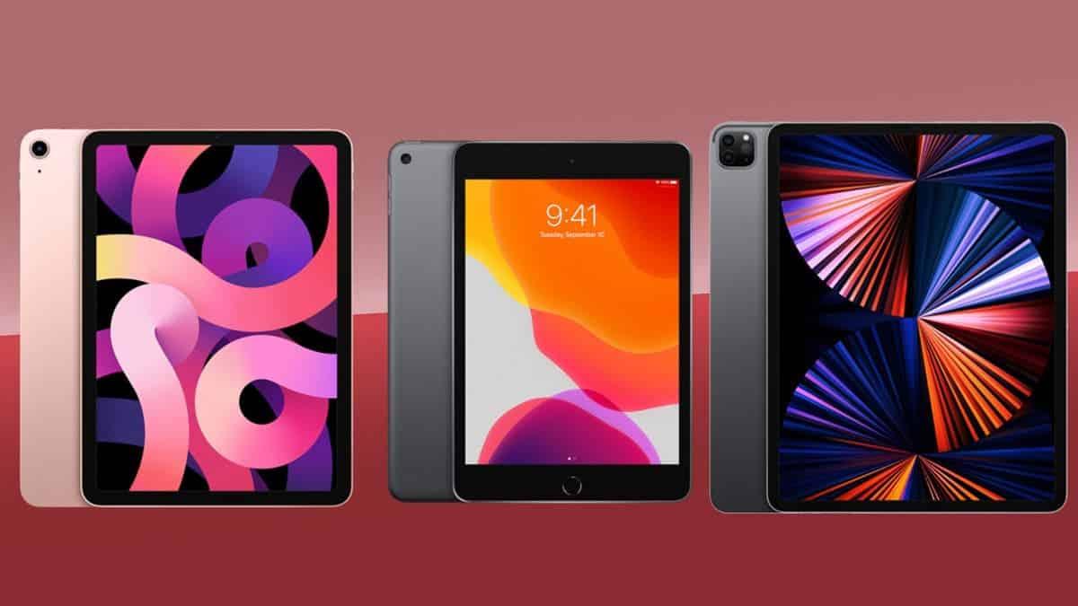 iPad 10.2inch 2021 iPad Mini Launch In India