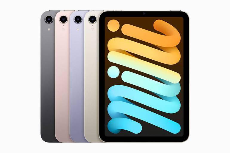 iPad mini 6