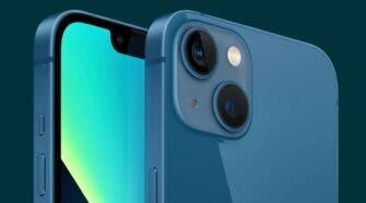 iPhone 13 mini dual eSIM support