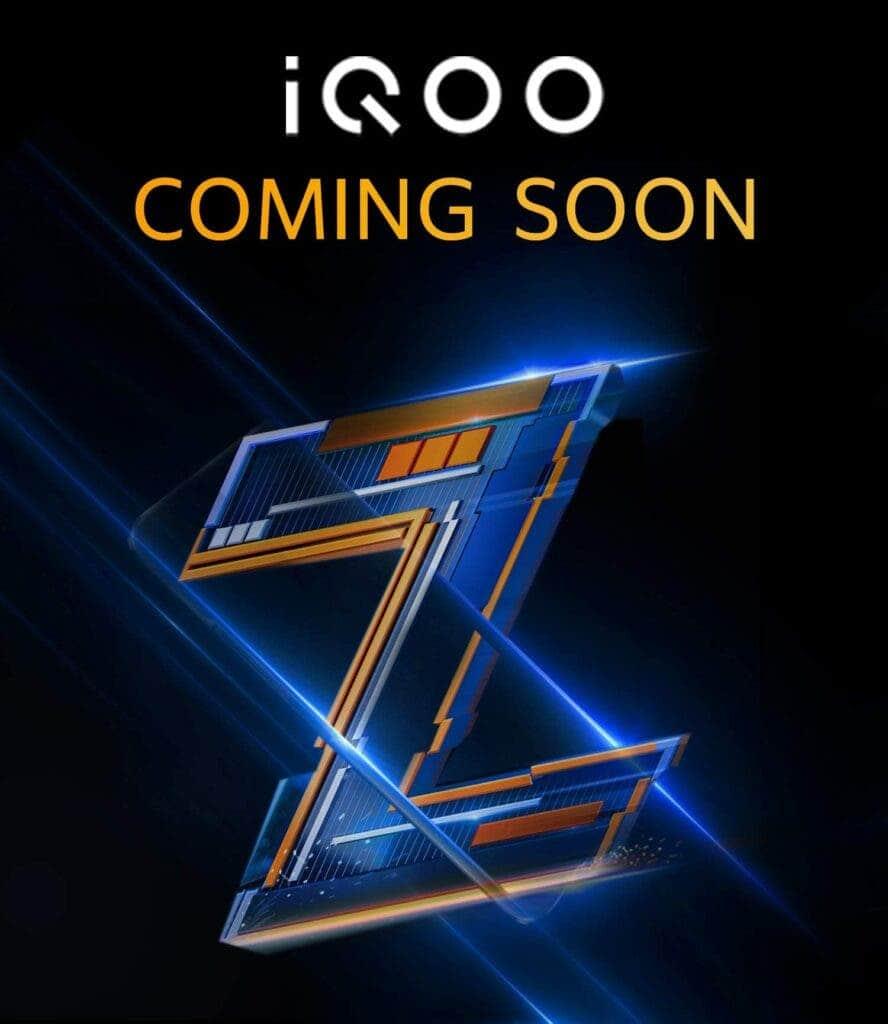 iQOO Z5 Amazon India Teaser