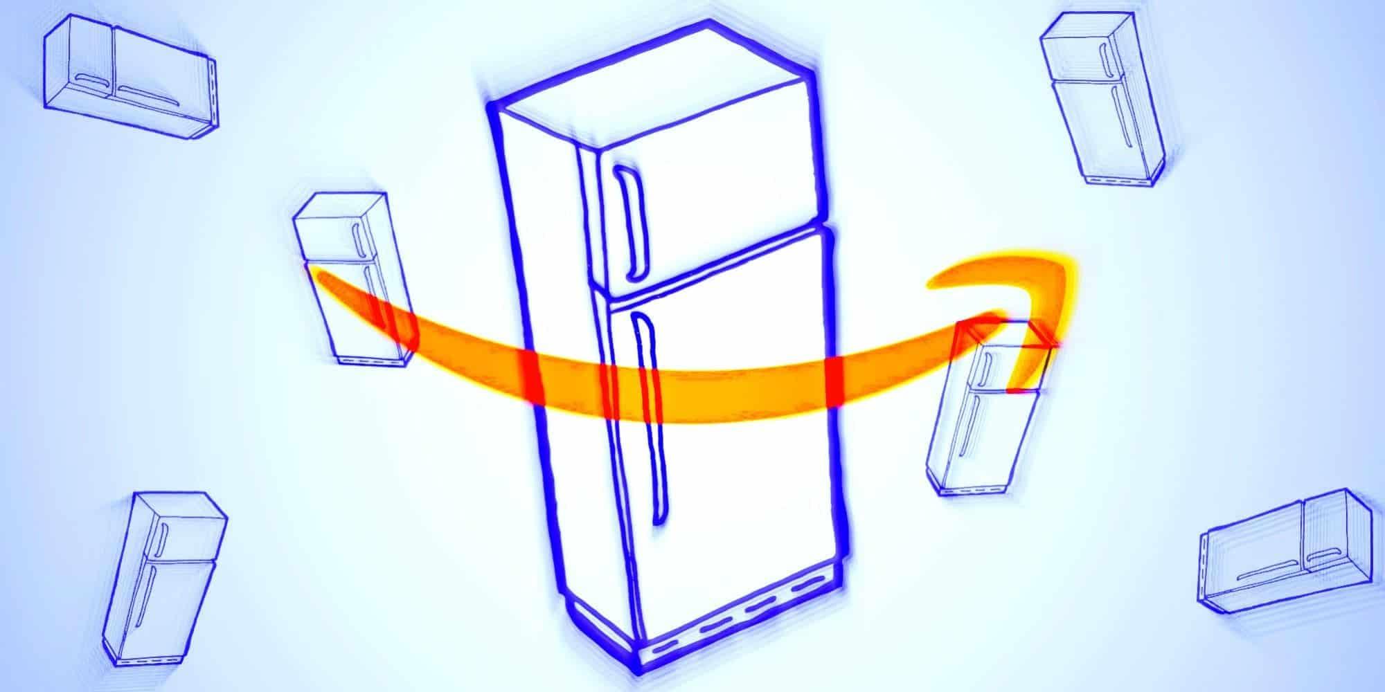 Amazon smart refrigerator