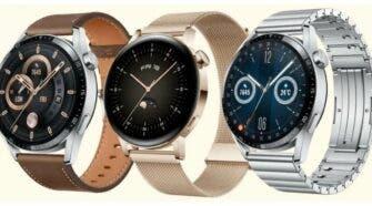 Huawei Watch GT 3 UK and Europe Sale