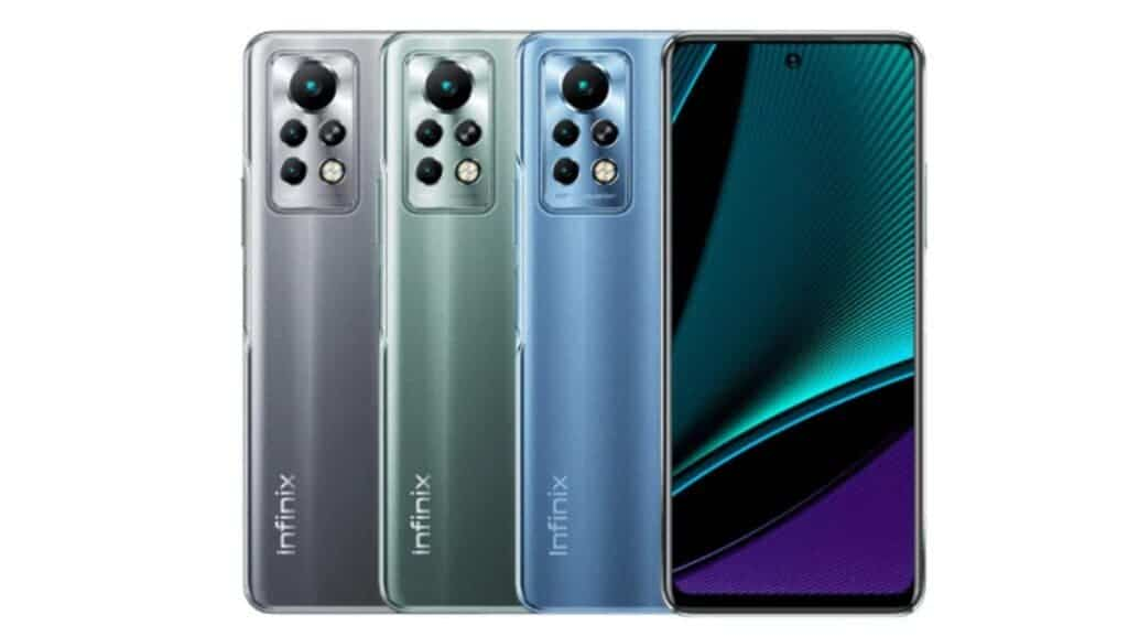 Infinix NOTE 11 Pro smartphone