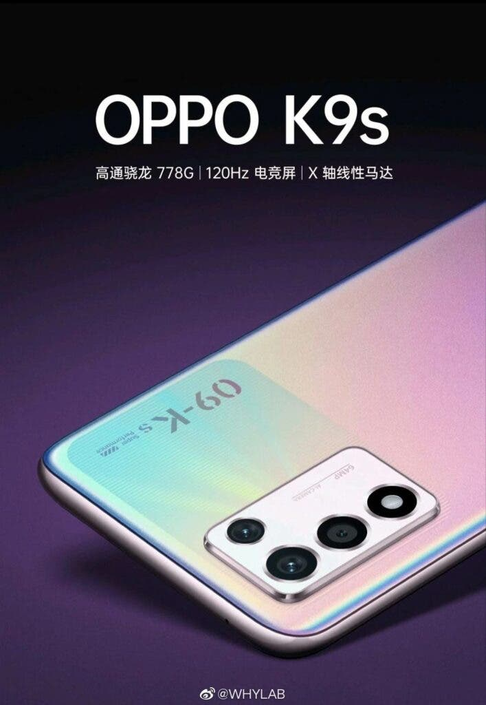 OPPO K9s WHY LAB posters_1