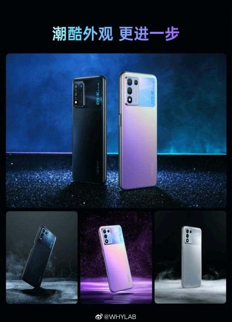 OPPO K9s WHY LAB posters_2