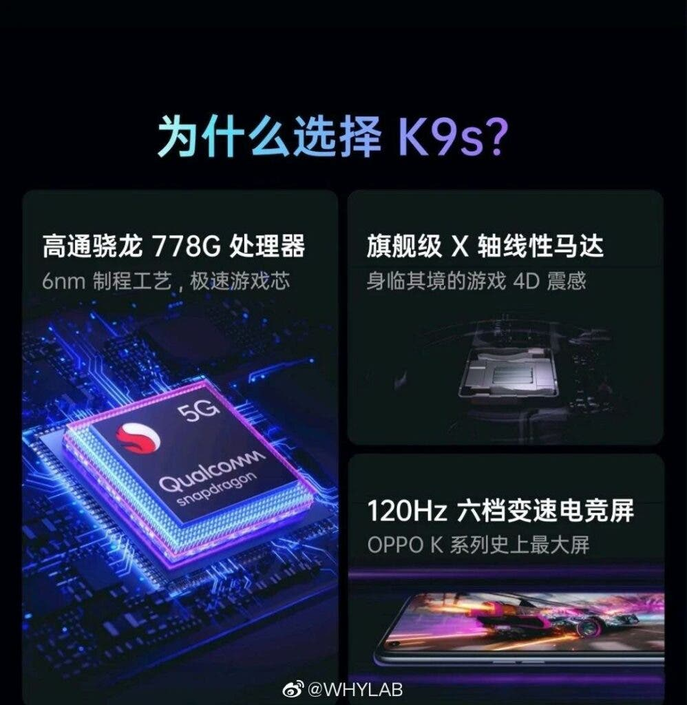 OPPO K9s WHY LAB posters_3