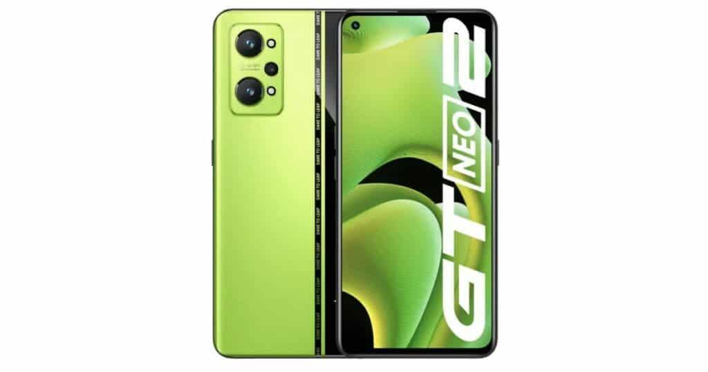 Realme GT Neo2 Design
