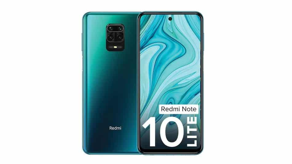 Redmi Note 10 Lite India launch