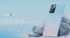 Redmi Note 11 Pro series
