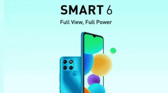 Infinix Smart 6