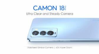 CAMON 18 Premier