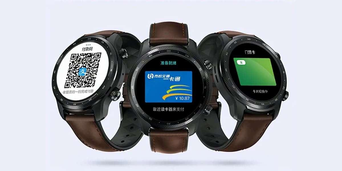 TicWatch Pro X launched in China
