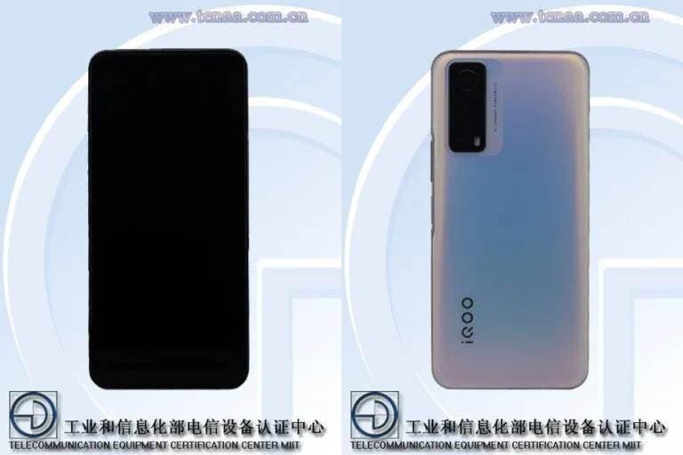 iQOO Z5x Images