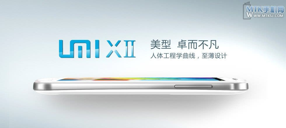 umi x2 quad core mt6589 android phone