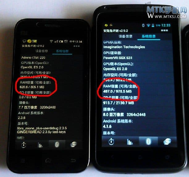 totempo htc one x clone china