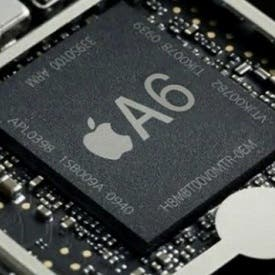 new iphone to get quad core apple a6 cpu