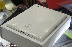 white ipad 2 knock off China