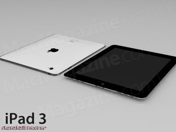 3 2011080315052642UxV iPad 3 Production To Begin January, shipping 3 4 months later