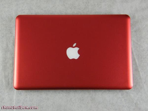 3 2011120510392813uBq Knock off Macbook Pro Launched in time for Christmas in Festive Red and Silver!