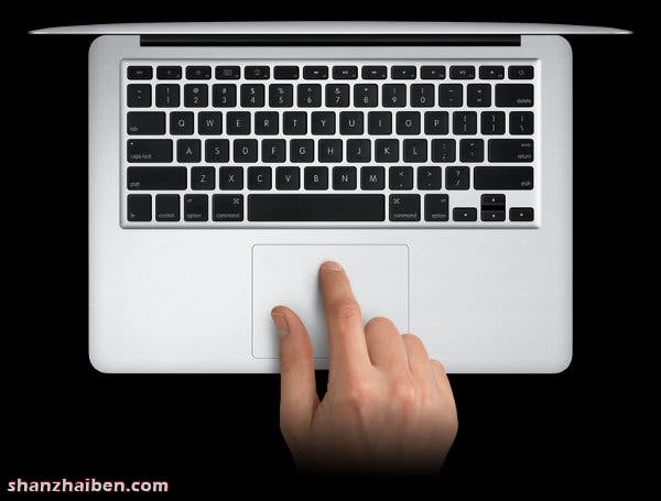 14 inch macbook air with large trackpad china