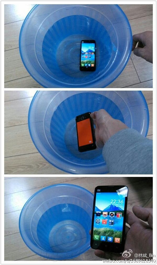 waterproof xiaomi mi2