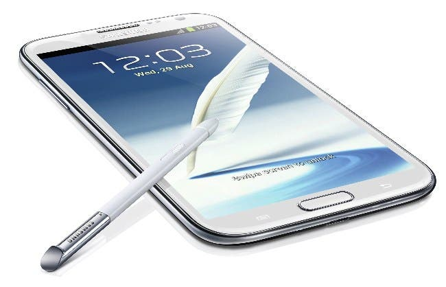 Samsung planning supersize 5.9-inch phablet this year