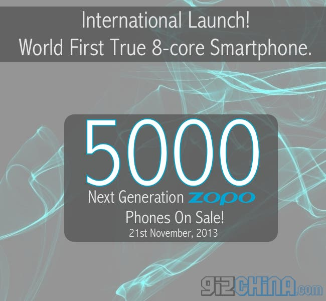 5000 international launch gizchina